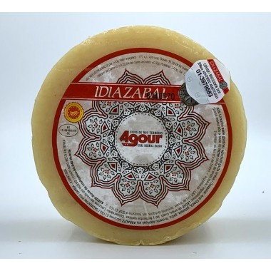 """Idiazabal"" PDO sheep cheese (2.8kg)"