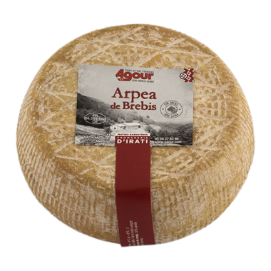 """Arpea"" sheep cheese"