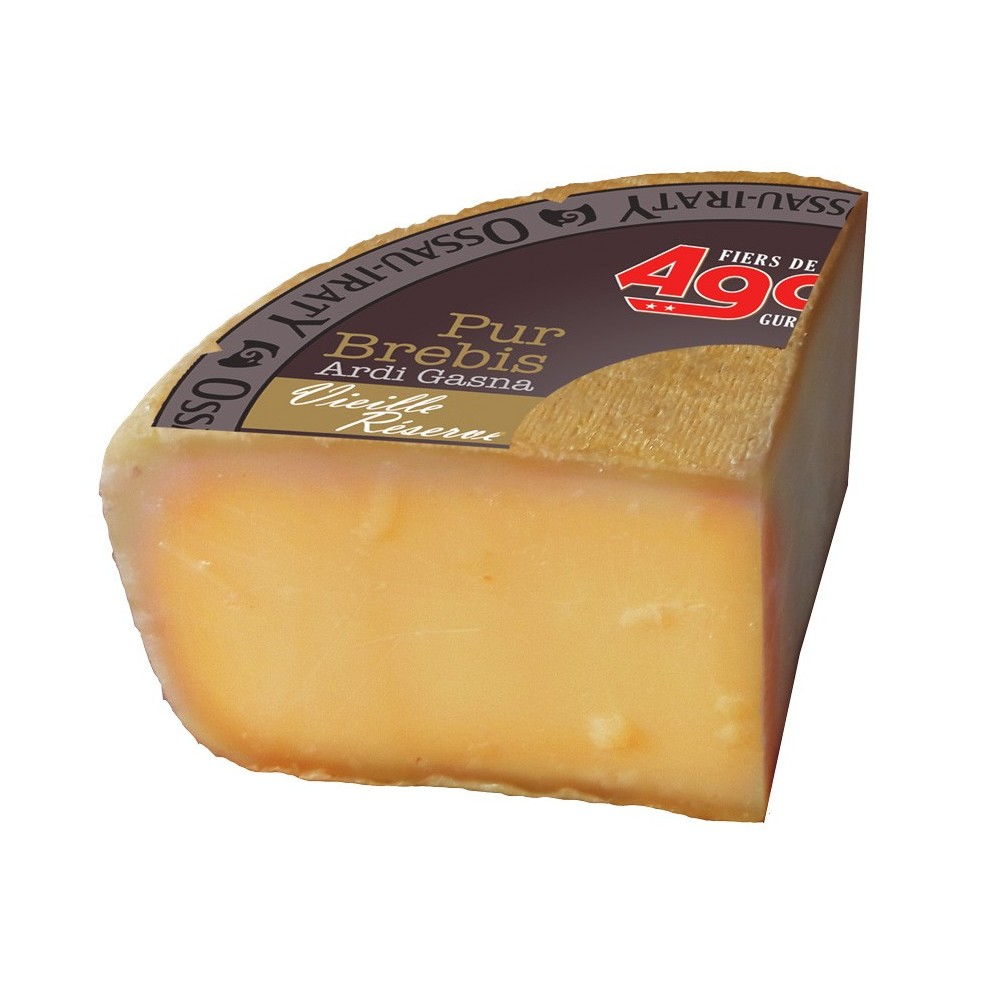 Ossau Iraty fromage basque pur brebis AOP