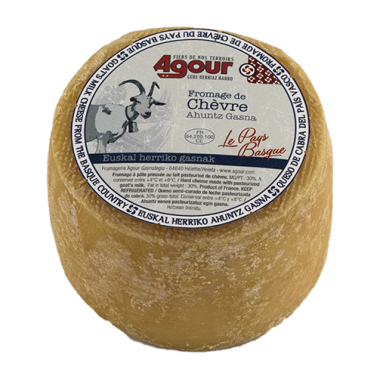 Small goat cheese