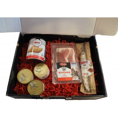 """The """"Tradition"""" gourmet box"""